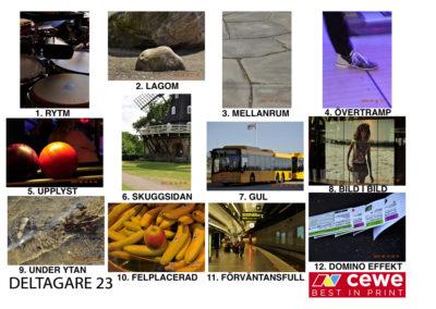 DELTAGARE 23