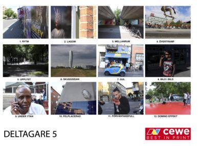 DELTAGARE 5